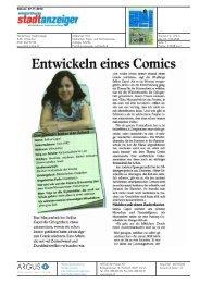 Entwickeln eines Comics - Impuls Mittelschule