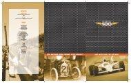 MENU - Indianapolis Motor Speedway