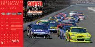 Download Hospitality Brochure - Indianapolis Motor Speedway