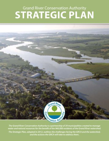 Strategic Plan - Grand River Conservation Authority
