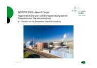 Neue Energie - INDISTA