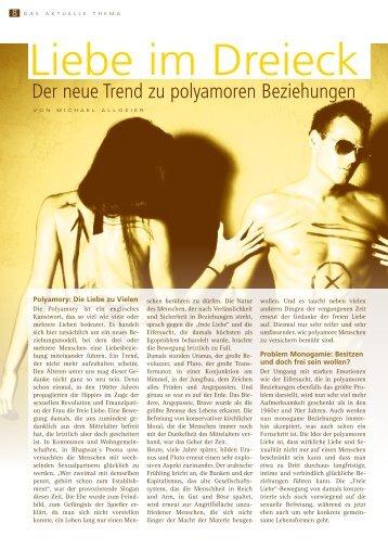 liebe im Dreieck - Allgeier-Verlag