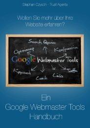 Ein Google Webmaster Tools Handbuch - Trust Agents