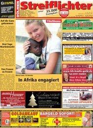 In Afrika engagiert - Streiflichter