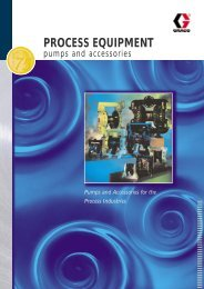 300570E , Process Equipment pumps and accessories