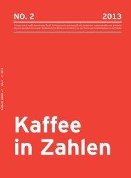 Kaffeereport 2013 - Brand Eins