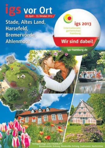 Hier können Sie aktuelle Beilage zur Internationalen Gartenschau ...