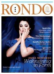 Wahnsinnig in Form - Rondo