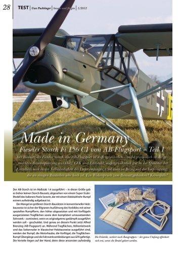 Ausgabe 01/2012 - VTH