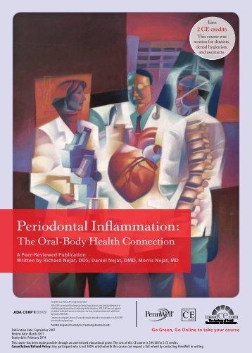 Periodontal Inflammation: - IneedCE.com