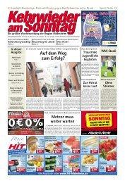 landkreis hildesheim - Kehrwieder am Sonntag