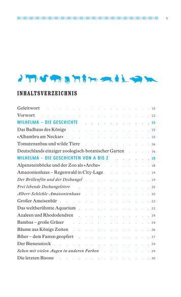 Dierk Suhr - Die Wilhelma - Jan Thorbecke Verlag