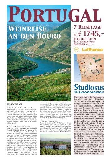 Portugal - SDV Stuttgart