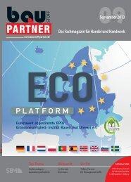 Das Fachmagazin für Handel und Handwerk September 2013