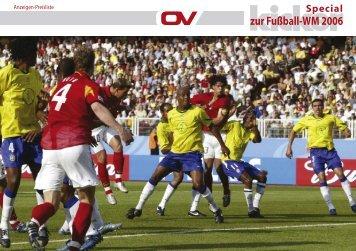 zur Fußball-WM 2006 - Olympia-Verlag