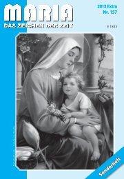 Sonderheft - Miriam-Verlag