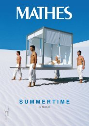 SUMMERTIME - Mathes GmbH & Co. KG