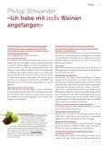 Philipp Schwander: «Ich habe mit sechs Weinen angefangen - Seite 2