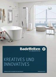 KREATIVES UND INNOVATIVES - BadeWelten