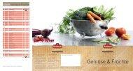 Gemüse & Früchte - Küng + Steiner AG