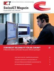 SwissICT Magazin - ETH Zürich