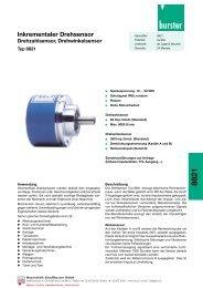 Komplettes Datenblatt Typ 8821_DE [PDF, 499 KB] - MTS ...