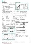 Komplettes Datenblatt Typ 8821_DE [PDF, 499 KB] - MTS ... - Page 2