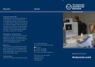 Medieninformatik - Technische Universität Dresden