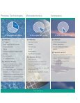 FY 2013 Fact Book Pall Corporation has become a gl... - Page 5