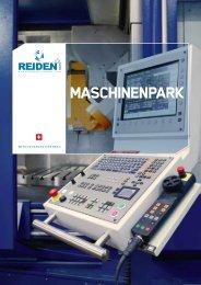 Maschinenpark - Reiden Technik AG
