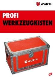 Profi schreinerkiste - Wuerth AG