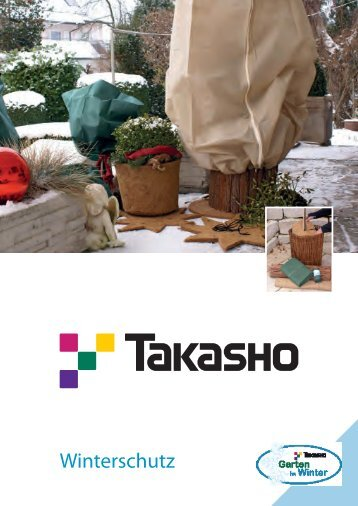 Katalog Winterschutz - Takasho Europe GmbH