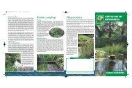 Merkblatt Wassergarten (PDF) - Widmer Gartenbau AG