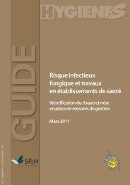 Risque infectieux fongique et travaux en ... - Infectiologie