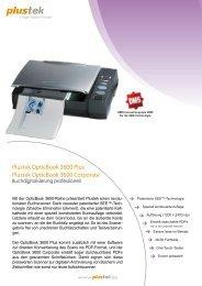 Opticbook 3600 Plus / Corporate - bmd Gmbh