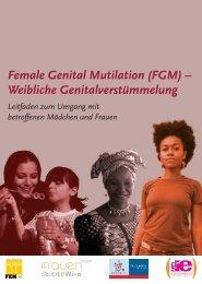 Female Genital Mutilation (FGM) – Weibliche ... - bei FEM