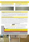Prospekt doppo Universal S Applikation - Fankhauser Estriche GmbH - Seite 3