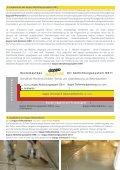 Prospekt doppo Universal S Applikation - Fankhauser Estriche GmbH - Seite 4