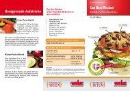 Das Herz-Weckerl Herzgesunde Aufstriche - Fonds Soziales Wien