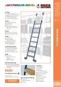 Stufenleitern - HAGO - Seite 5
