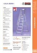Stufenleitern - HAGO - Seite 7