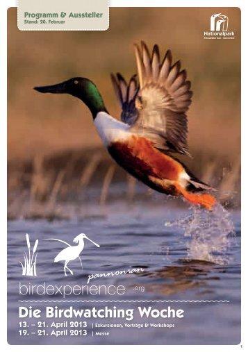 Die Birdwatching Woche - Illmitz