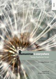 Romanistanis everywhere - IG Kultur