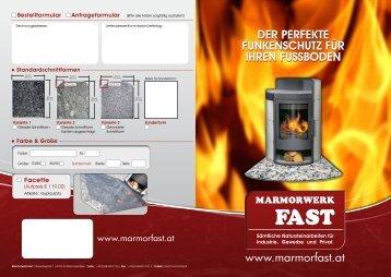 download - Marmorwerk FAST