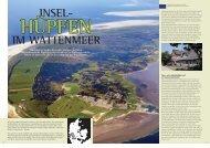 INSEL- IM WATTENMEER - Tourismus Nordseeküste