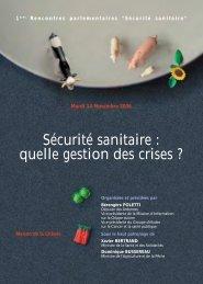 Sécurité sanitaire : quelle gestion des crises ? - Infectiologie