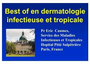 Best of en dermatologie infectieuse et tropicale - Infectiologie