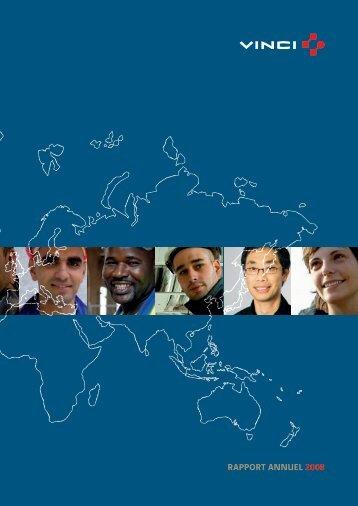 VINCI - Rapport annuel 2008 - Info-financiere.fr