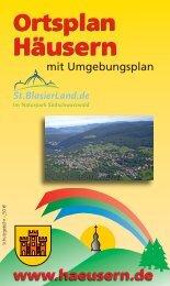 Häusern - infoprint Verlag