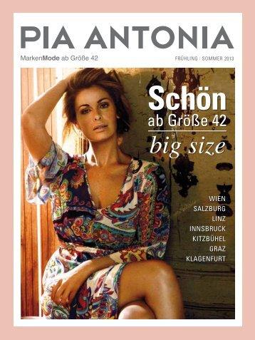 PIA ANTONIA Folder, Sommer 2013